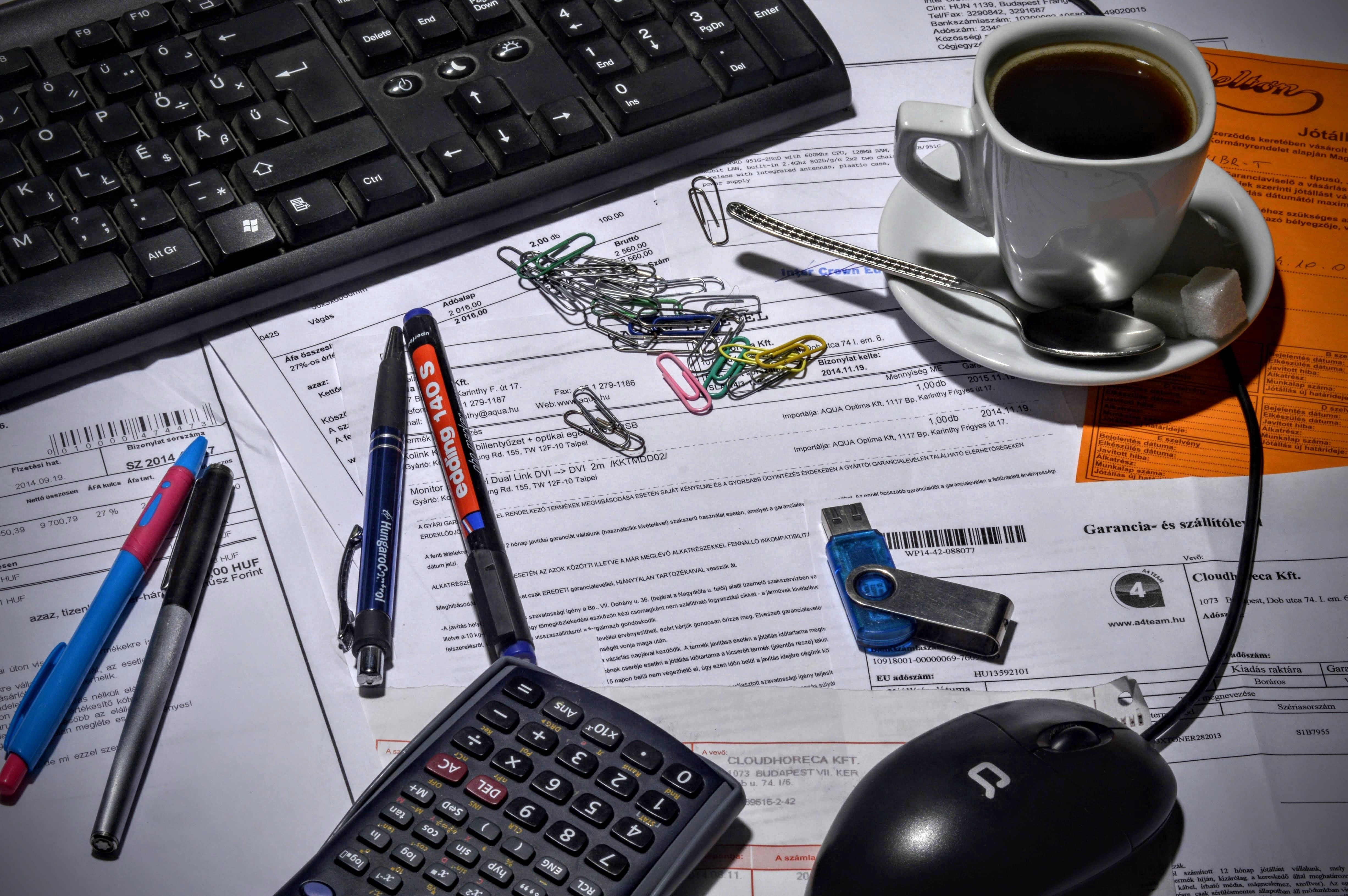 Administratie-financiën
